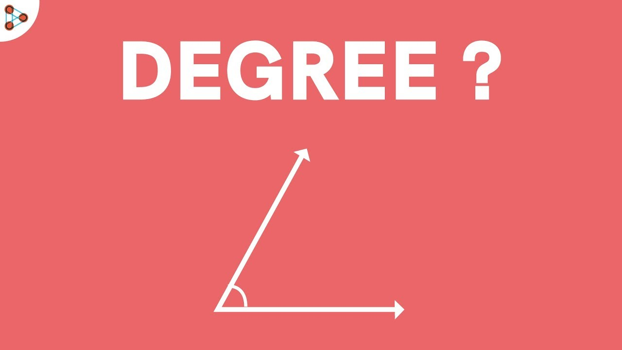 How are Angles Measured in Degrees?