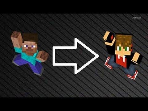 Cambiar Skin De Minecraft Con Launcher YoFenix No Premiun - Skin para minecraft launcher yofenix