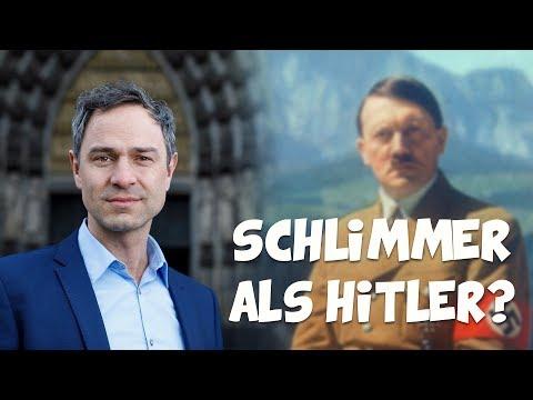 Dr. Daniele Ganser schlimmer als Hitler?