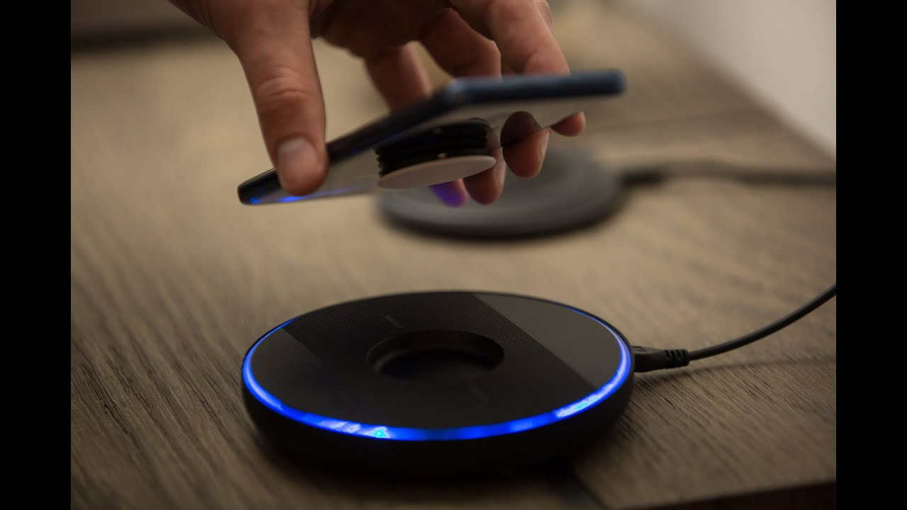 Gripdockit Wirelessly Charge Your Phone Without Having To Remove Your Popsocket Youtube