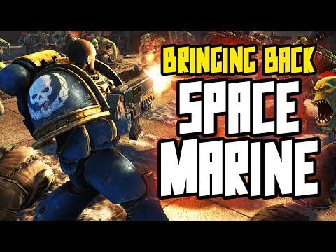 Bringing back SPACE MARINE! Let's PURGE!