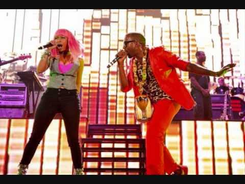 Nicki Minaj - Blazin' (feat. Kanye West)