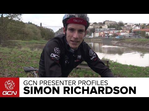 Simon Richardson – Meet The GCN Presenters
