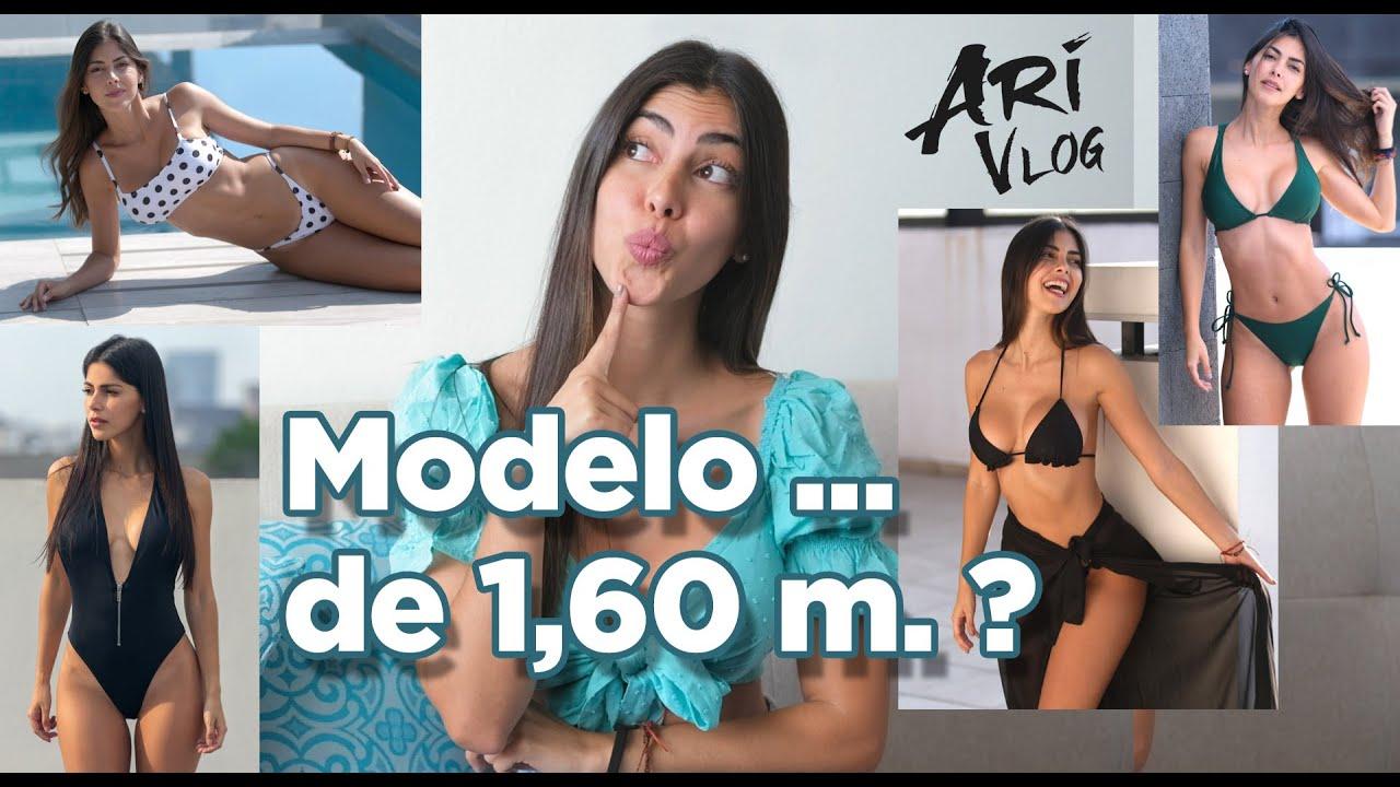 MODELO DE 1,60 m. ? / #StoryTime / ARI Vlog