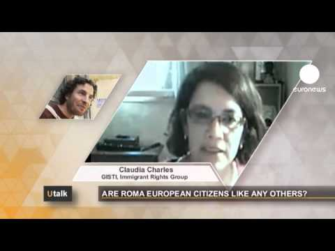 euronews U talk - Are Roma European citizens like any others?