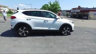 Hyundai Tucson 2 0 CRDI weiss
