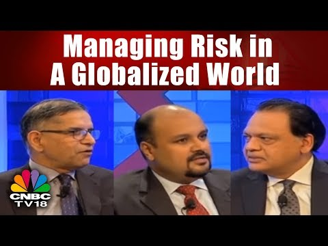 Managing Risk in A Globalized World | INDIA RISK MANAGEMENT AWARD | CNBC TV18
