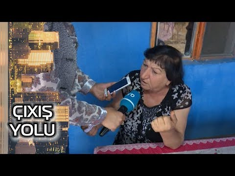 Qayınanadan geline sert sozler - Cixis yolu - 28.09.2018 - Anons
