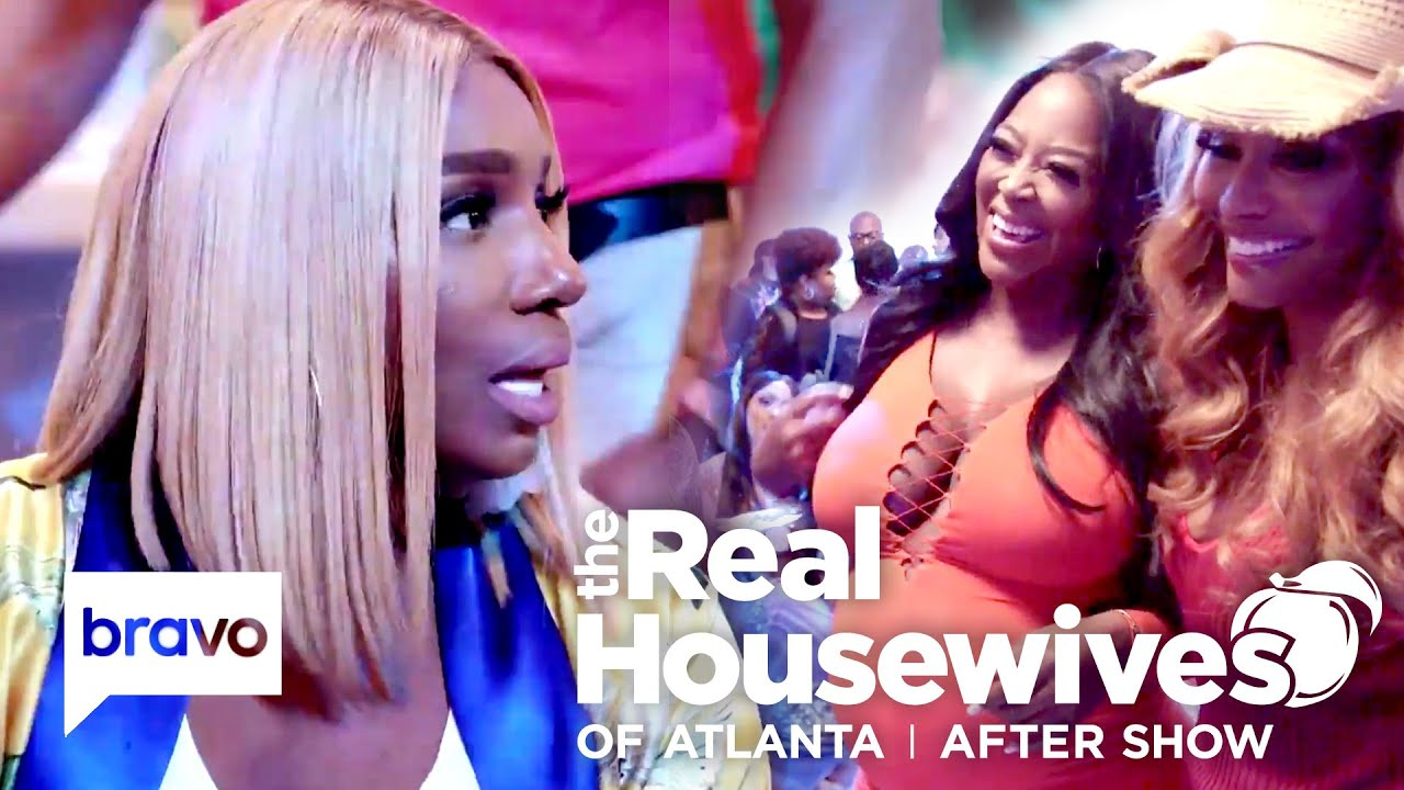 RHOA After Show S11E20: Nene Leakes Says She Is 'The Queen' & Kenya Moore  Is Not