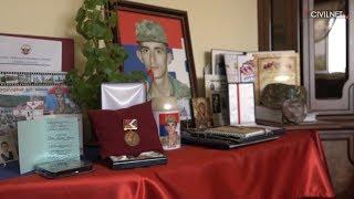 Ապրիլյան պատերազմում զոհված Գրիգորի մայրը չի թողնում՝ երկրորդ որդուն բանակ տանեն