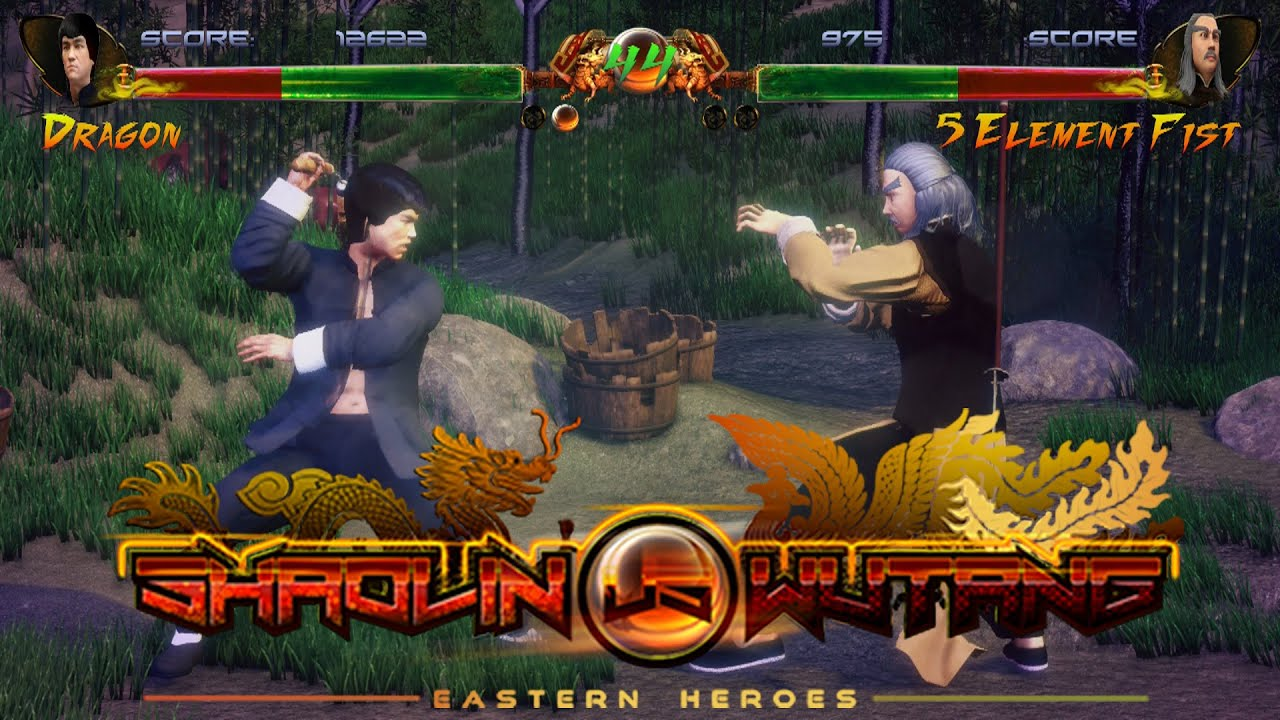 Shaolin vs Wu Tang Gameplay (PC) Early Access