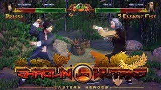 Shaolin vs Wu Tang Gameplay (PC) Early Access