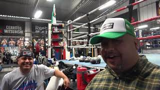 How Long Has Frank The Cook Known Mikey Garcia? EsNews Boxing