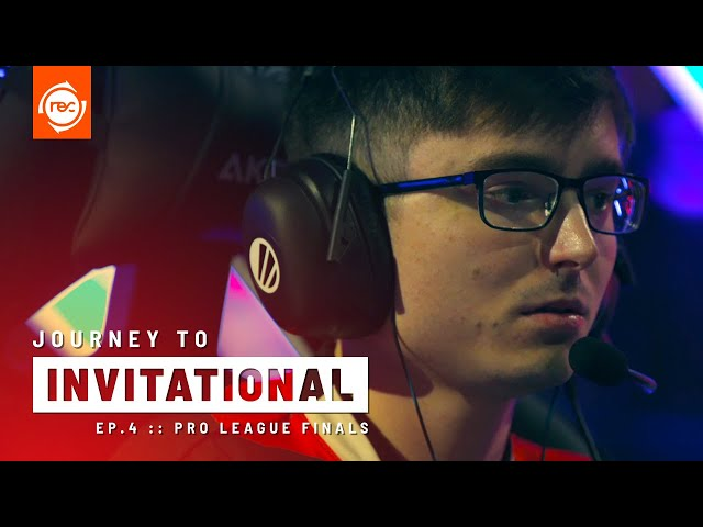 Journey to Invitational - REC in Japan Episode 4: Pro League Finals