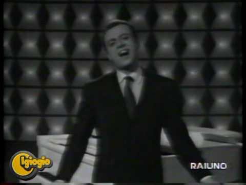 Johnny Dorelli - Al buio sto sognando (Johnny Sera - 1966)