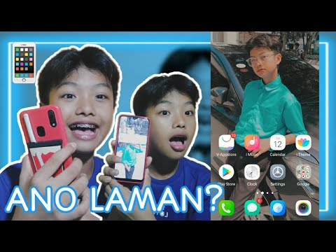 WHAT'S ON MY PHONE? (DAMING CALCULATOR?) | Erwin Nacion