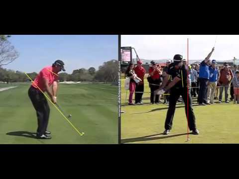 Jason Day- Swing analysis of a long iron.