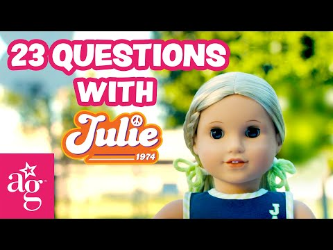 23 Questions With Julie Albright | American Girl