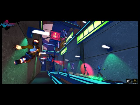 Disarm You - Hover: Revolt of Gamers Free-running Montage