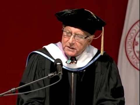 2009 Henry M. Goldman School of Dental Medicine Commencement Address: Dr. Steven P. Perlman