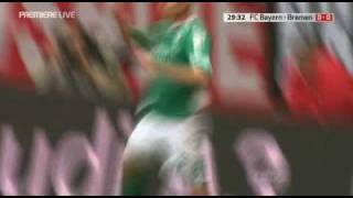 Bayern München vs  Werder Bremen 2   5 by shadiego