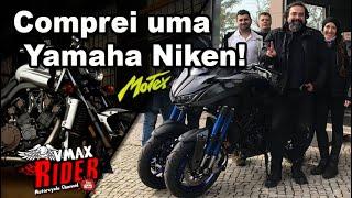 Comprei uma Yamaha Niken! #086