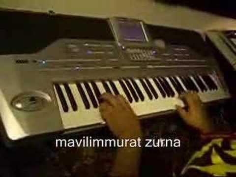 21.3.2006  Zurna Mavilim  ilk calisma    / YENI ZURNA 2008   mobil 0049 178 864 35 35