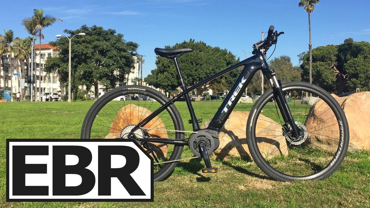 Trek Dual Sport Video Review 3 6k Hybrid Electric Bike