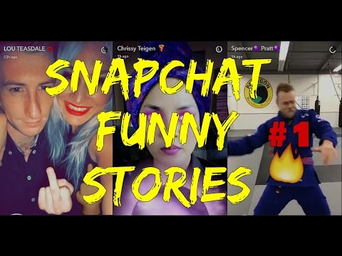 Snapchat Funny Story Episode #1 featuring Spencer Pratt, Future, Trey Songz and more.