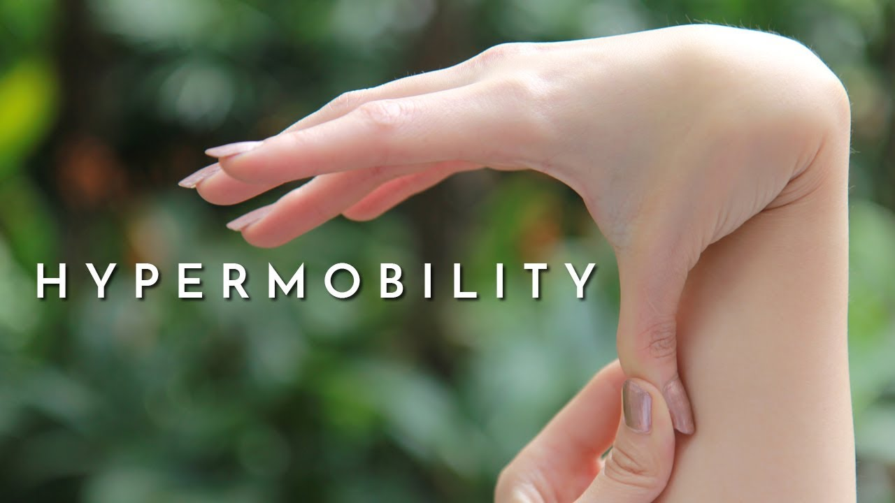 Hypermobility - Georgina Tay, Singapore Podiatrist - YouTube