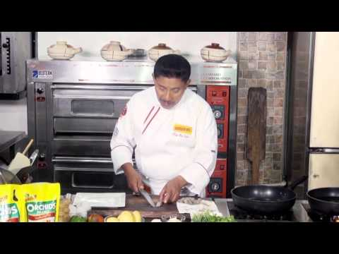 BAGUIO OIL COOKING SERIES WITH CHEF BOY LOGRO - CAMARON REBOSADO