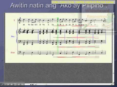Antas ng Daynamiks (Dynamics) - Interactive Music Lesson (for Gr 6 teachers)