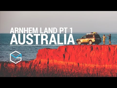 Discovering Arnhem Land Part 1 - Explore Australia - Travel Vlog EP2