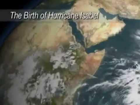 ETHIOPIA Birth of most Hurricanes...