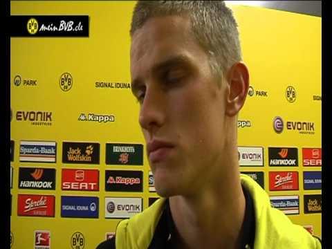 BVB - Qarabag: Freies Interview mit Sven Bender