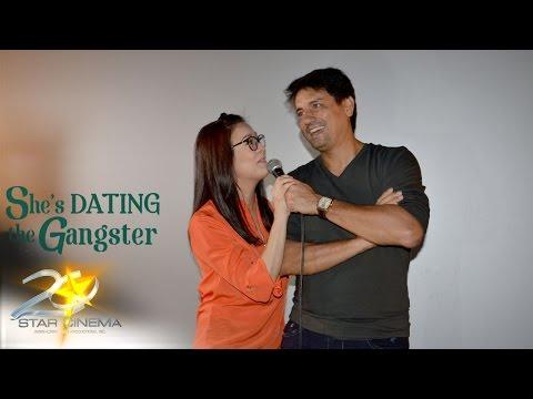 She's Dating The Gangster Block Screening with Richard Gomez and Dawn Zulueta