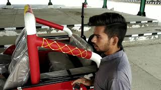 Low Rider jeep for sale ( New creation ) { K.P jeeps modified } contact 9017309009