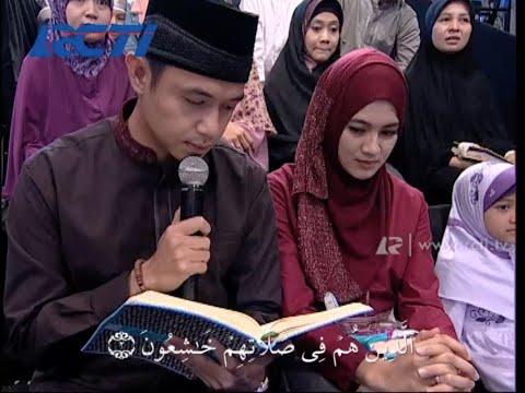 Musa Di Test Dude Herlino Sambung Ayat - Hafiz Indonesia 2014