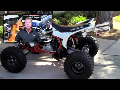 2009 honda trx450er motoworld of el cajon youtube for Honda el cajon service