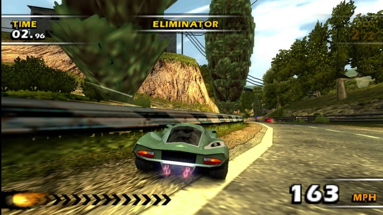 Burnout Dominator Psp  24