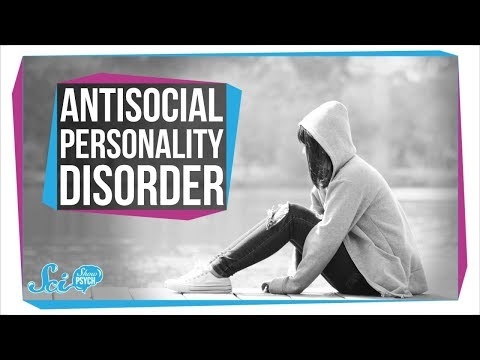Why Being Introverted Doesn't Make You Antisocial | Antisocial Personality Disorder