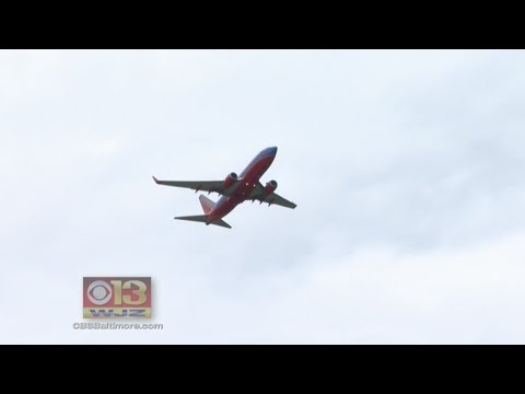 Soaring Complaints Over Loud Jets At BWI Airport