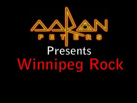 Aaron Peters presents Winnipeg Rock