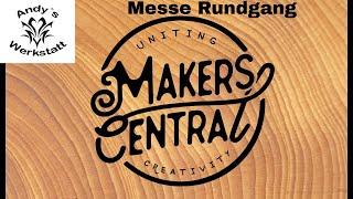 Makers Central 2018 in Birmingham / England - Ein kleiner Messerundgang
