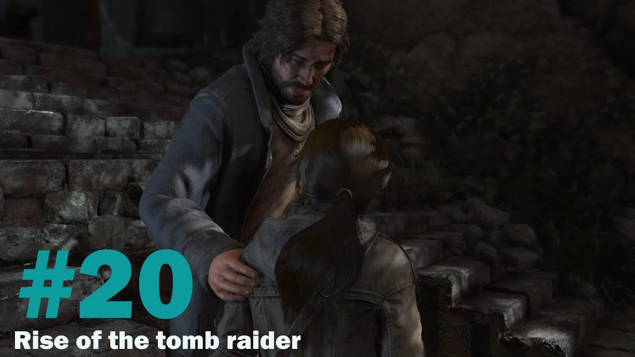 Rise Of The Tomb Raider Pc Gameplay 20 Youtube