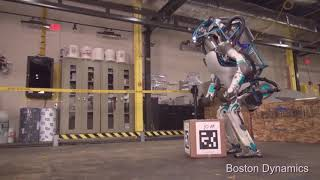 Boston Dynamics - Evolution Compilation