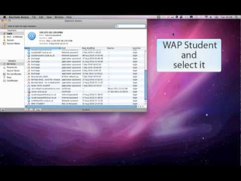 Keychain Access on Mac OS X - Tutorial and Introduction | Doovi