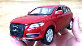 Машинка AUDI Q7