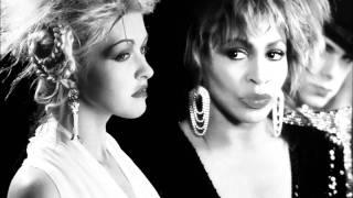 Tina Turner & Cyndi Lauper / Disco Inferno