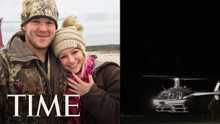Texas Newlyweds Die In Helicopter Crash Just Hours After Their Wedding | TIME